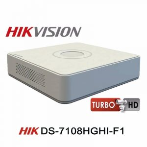 DS-7104HGHIE1-F1-TURBO-HD-1MP-HDDVR